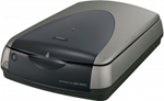 Picture of scanner: Epson Perfection 3200 Photo/Pro / GT-9800F